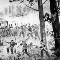A Battle Two Miles West of Atlanta